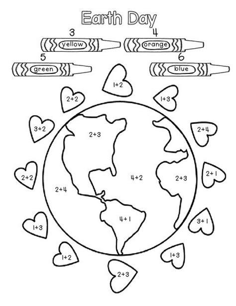 day activities for kindergarten earth day worksheets for kindergarten everylev elofs