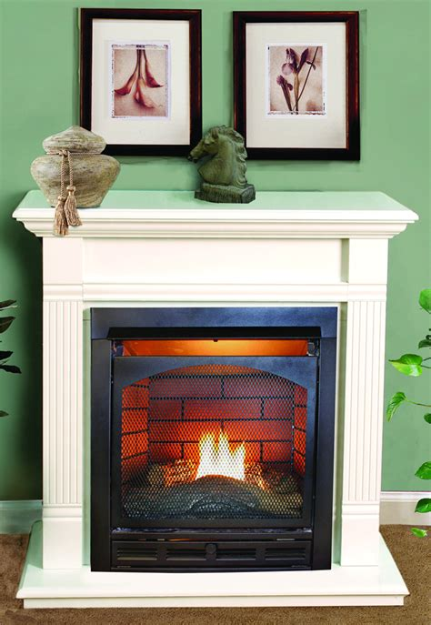 heat glow vented gas fireplace kvriver