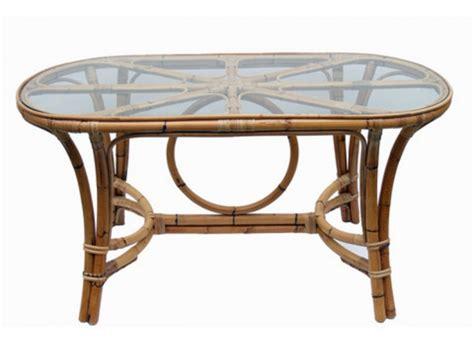 canas de cocina teka mesa bambu ovalada mimbre rattan la cester 237 a cester 237 a