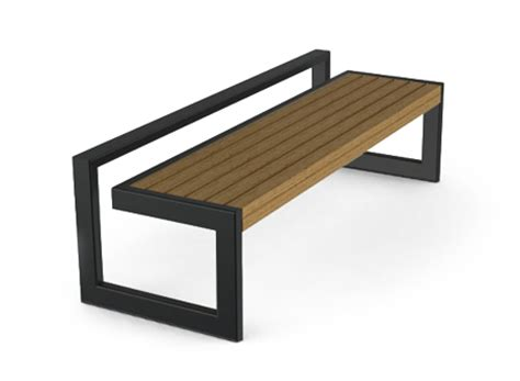 street benches design bench b bench 02 410 modern design zano street furniture