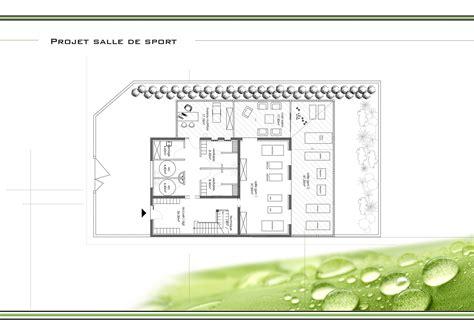 Architecture Plan salle de sport a i freelance