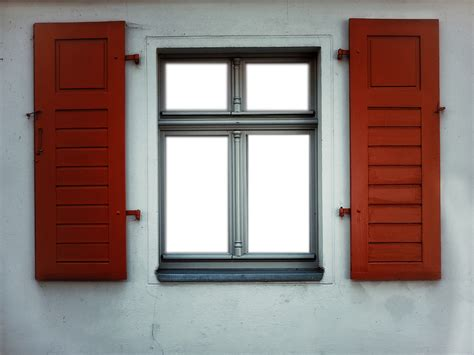free photo transparent window shutters free image on - Transparent Window Coverings