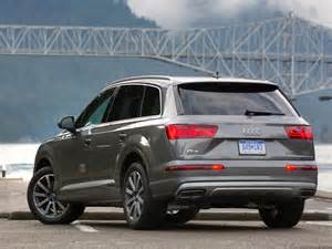 Audi Q7 Specifications 2017 Audi Q7 Specs And Features Carfax