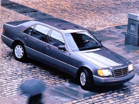 blue book used cars values 1993 mercedes benz 600sl security system mercedes benz 500 sel pricing ratings reviews kelley blue book