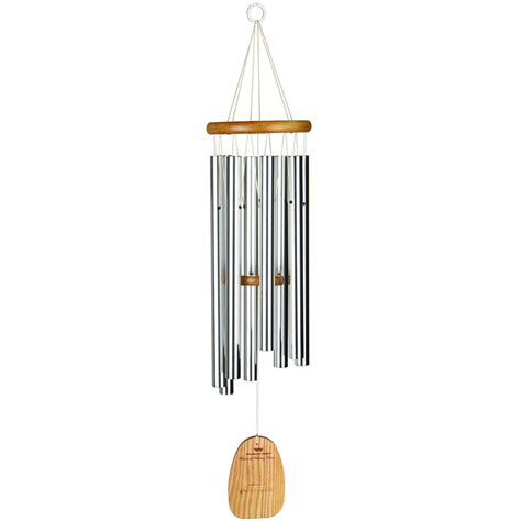 Wedding Bells Wind Chimes by Wedding Chime Large Woodstock Chimes