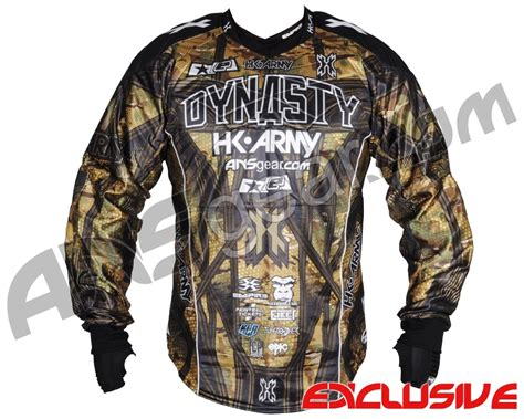 design jersey paintball hk army dynasty team paintball jersey camo
