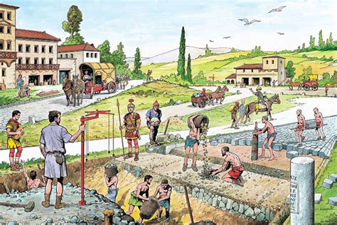 le romane le strade romane percorsi di civilt 224 capitolivm