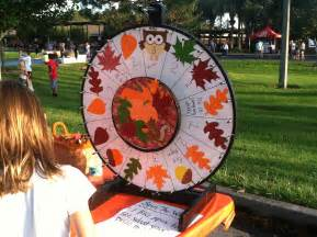 fall festival decorations elementary school fall festival ideas wheel spin