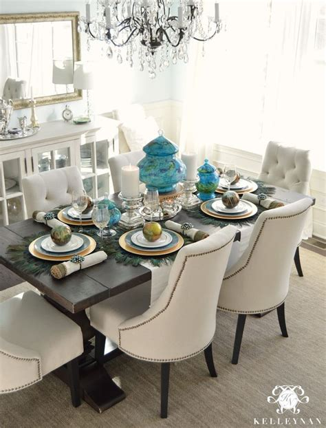 Peacock Dining Room by 1000 Ideas About Peacock Dining Room On