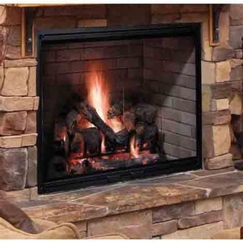 Majestic Sb80 Biltmore 42 Quot Radiant Wood Burning Majestic Wood Burning Fireplace
