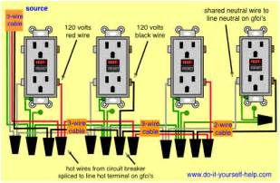 wiring outlets in parallel wiring wiring diagram free