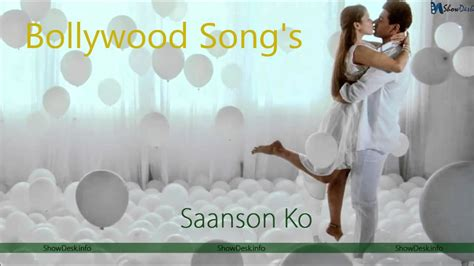 full hd video zid saanson ko zid arijit singh full hd 1080p song