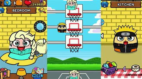 boo  virtual pet game android gameplay youtube