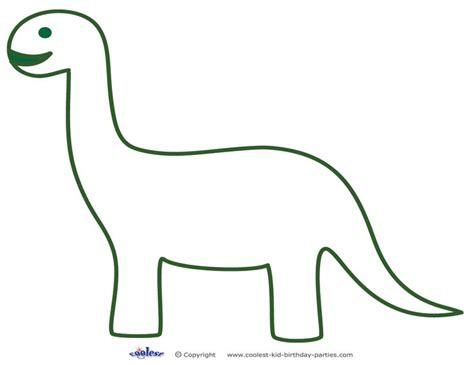 Dinosaur Template Printable best 25 dinosaur template ideas on dinosaur