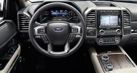 ford expedition 2018 interior preview 2018 ford expedition consumer reports