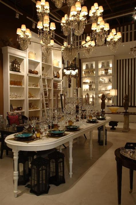 luxury home decor stores elegant homes decor