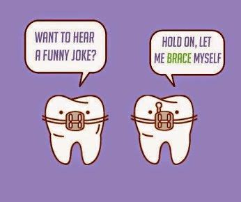 Orthodontist Meme - hold on jokes and dentist jokes on pinterest