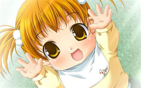 anime cute cute baby we heart it anime baby and cute