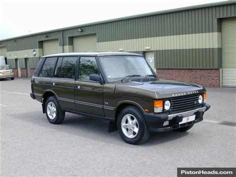 service manual how petrol cars work 1994 land rover range rover security system 1994 range