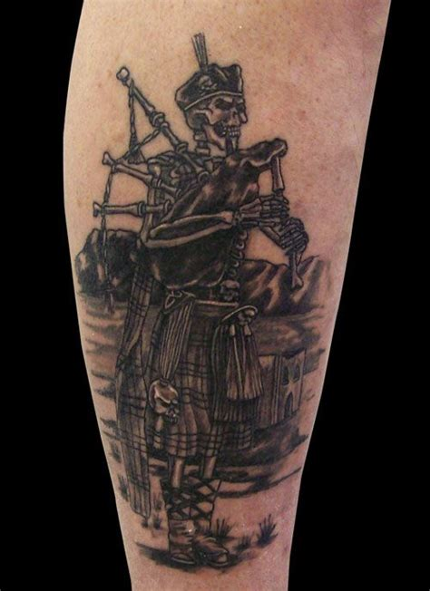 bagpipe tattoo designs 15 best images about celtic bagpipe stuff on