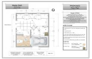 Master Bath Floor Plan image of master bathroom floor plan sketch 300x194