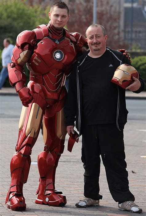 worthy homemade iron man suits list gadget review