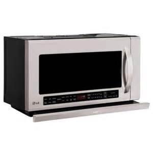 microwaves at home depot lg electronics 2 0 cu ft the range microwave in