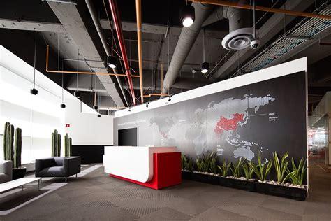 design engineer honeywell a tour of honeywell s modern mexico city office officelovin