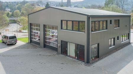 Werkstatt Preise by Hallenbau Mit Haltec G 252 Nstiger Preis Dank Systembauweise