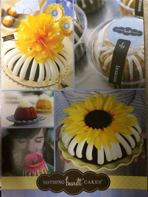 Nothing Bundt Cakes Baby Shower by Pin By Alexandra Sherman On Baby Showers
