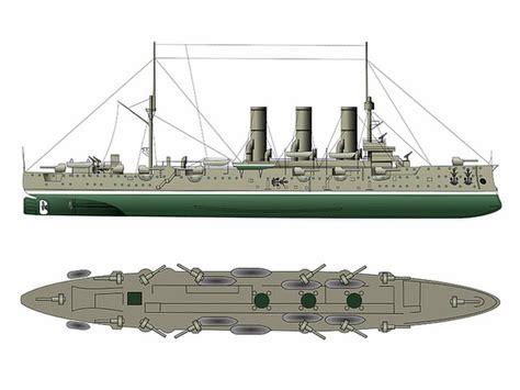 cruiser aurora 1 400 russian navy protected cruiser aurora by ark models