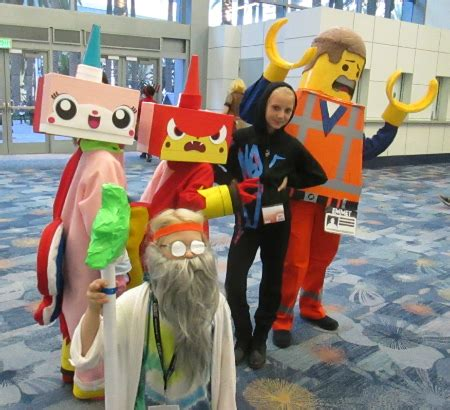 film dress up wondercon in 20 photos the great the genius and the