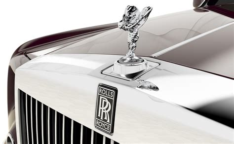 rolls royce hood ornament rolls royce spirit of ecstasy centenary collection 2011