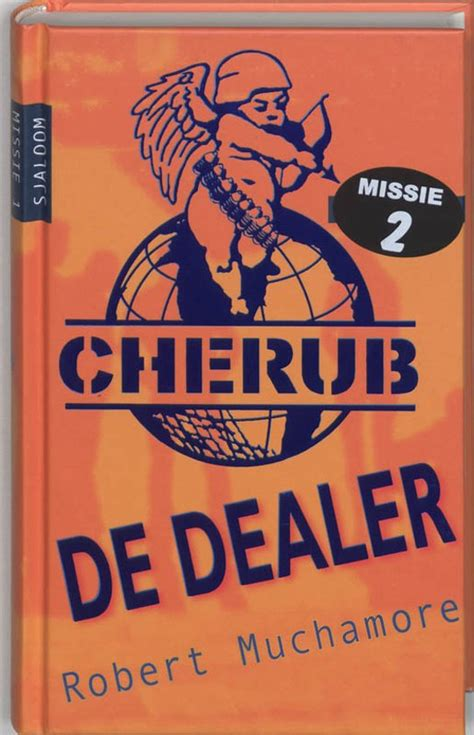 The Dealer Cherub bol cherub 2 de dealer r muchamore