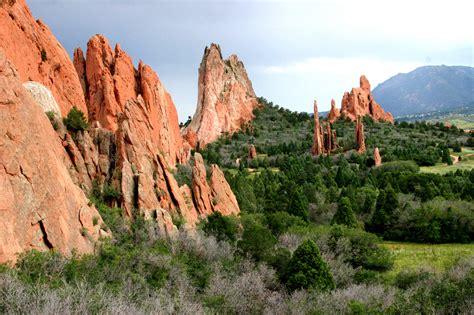 Garden Of The Gods Wildlife Colorado Springs Colorado Local Attractions Garden Of