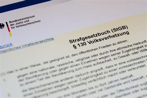 Juristen Erkl 228 Rt Wann Aus Hetze Eine Straftat Wird