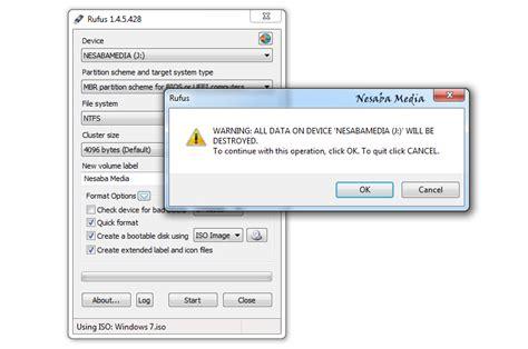 tutorial instal windows 7 lewat flashdisk arief hidayat89 com cara install windows 7 dengan flashdisk