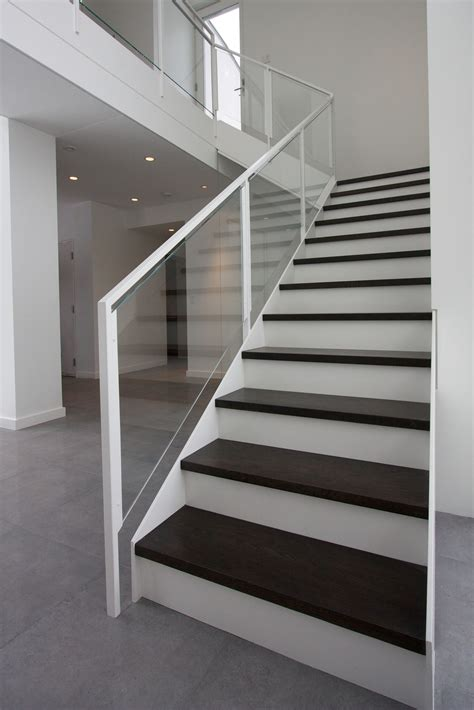 Custom Staircase Design Modern Railings Custom Stairs Chicago Modern Staircase Design Within Stair Design Stair Design