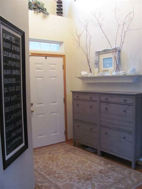 ikea entryway cabinet ikea shoe cabinets love this entry way with no mudroom