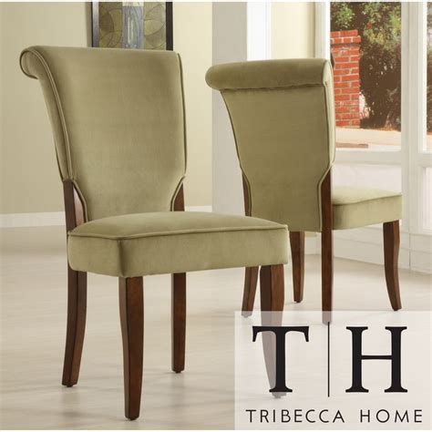 Tribecca Home Dining Chairs by Upholstered Dining Chairs On A Selection Of The