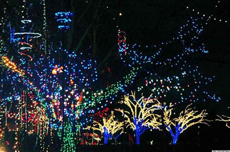 Trail Of Lights by Cy You You Wanna Huffpost