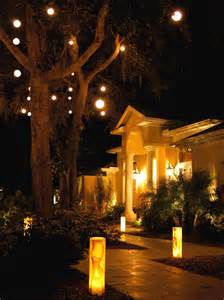 Outdoor Lighting In Outdoor Decorating Ideas Outdoor Spaces Patio Ideas