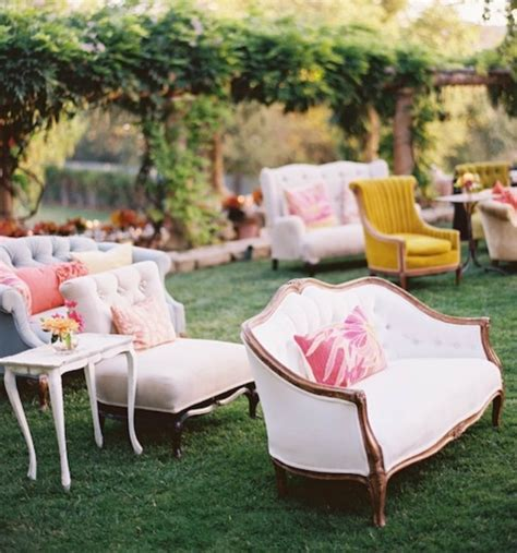 unique ceremony seating ideas for outdoor weddings bajan wed