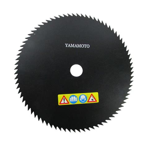 Pisau Mesin Potong Rumput jual yamamoto 328 pisau mesin potong rumput hitam