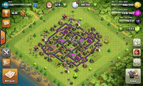 download game coc mod apk versi 8 67 8 home base th 8 udpate coc versi 8 67 3 terbaru loot aman