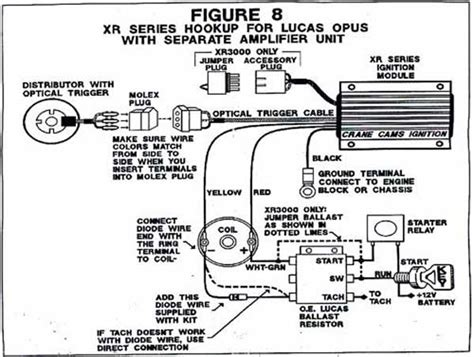 crane distributor wiring diagram wiring diagram with