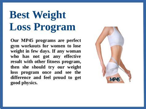 best weight loss program best weight loss program in gym for men women