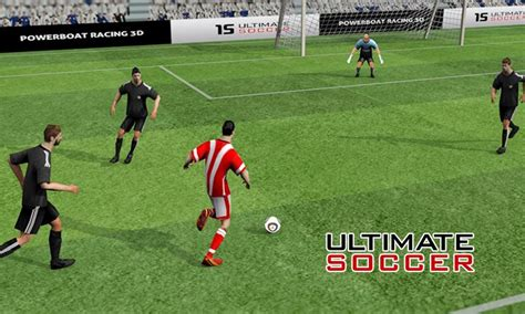 soccer apk ultimate soccer football apk v1 1 4 mod points gold for android apklevel
