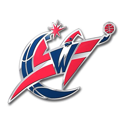 washington wizards colors washington wizards color emblem car or truck decal team