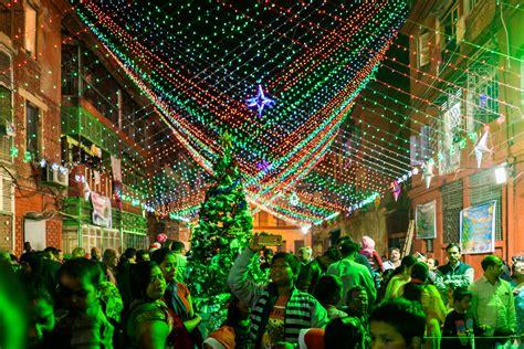 christmas tree shop india celebrating in kolkata india lost with purpose travel